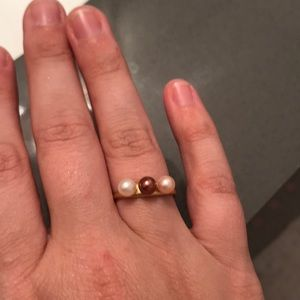 Madewell pearl ring